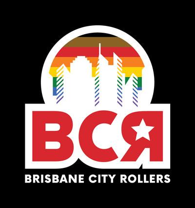 brisbane city rollers logo