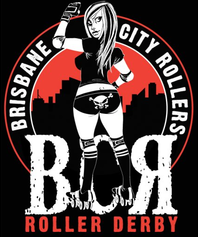 brisbane city rollers logo